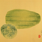 Wax gourd and south nail