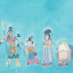 Seven deities of good fortune